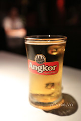 Angkor Beer (pinnee.) Tags: asia cambodia southeastasia siemreap templecity kampuchea pubstreet angkorbeer asiaimages southeastasiaimages cityoftemples pubstreetsiemreap cambodiabeer pubstreetatnight