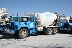 Empire Transit Mix Truck 126 (RyanP77) Tags: new york city nyc truck concrete crane cement mixer mtm rex mack carrier 770 empiretransitmix