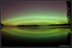 Northern Lights (mmoborg) Tags: night stars lights sweden sverige northern natt northernlights norrsken stjärnor thepinnaclehof kanchenjungachallengewinner tphofweek223