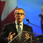 The Honourable Tony Clement, President of the Treasury Board thumbnail