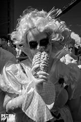 EOS-M[NIR] zombie shuffle 2013-4976 (pixelwhip) Tags: life camera blue bw copyright canon ir photo blood photographer zombie mark walk makeup australia melbourne super victoria pixel gore infrared modified annual 20mm fx shuffle yearly efm eosm 2013 burban superblue lifepixel pixelwhip