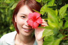 (LBYIMAGE) Tags: light portrait girl beautiful photography image taiwan kaohsiung lovely dslr lby lbyimage