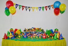 Lego Birthday Party (Kid's Birthday Parties) Tags: lego legos legobirthdaycake legocake legoparty legobirthday legopartysupplies