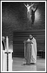 Jubileum Franco (BlackpitShooting) Tags: church dom kerk franco klooster jubileum affligem dienst viering kerkdienst