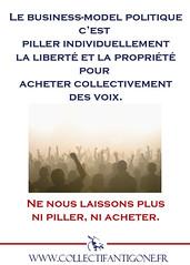 3028-Affiche-Politique-Choix-Publics (CollectifAntigone) Tags: vide