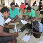 honiara group work Oct 2013