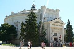 Севастополь, Исторический бульвар, панорама Оборона Севастополя