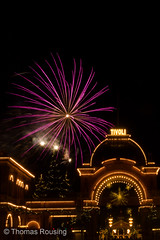 Tivoli Christmas fireworks #30122012