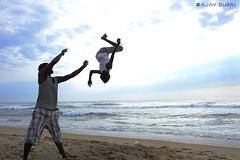 beach sports @ marina (ajaydurairaj) Tags: marina nikon madras marinabeach chennai ajaydurairaj