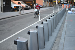 Rise of CitiBike (WindUpDucks) Tags: nyc newyork bike bicycle rental racks citi citibike