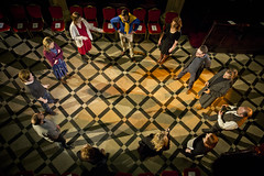 Shakespeare by Candlelight (SteMurray) Tags: lighting old dublin castle by sarah architecture theater theatre performance fast shakespeare approved candlelight drama setting finlay sonnets intent context