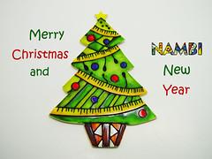 Merry Christmas :D (Art Studio Katherine) Tags: christmas tree fun serbia malta fimo nena subotica srbija nambi nevenkasabo