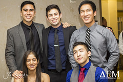 Delta Epsilon Mu Winter Banquet 2013