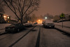 Let It Snow! (T-3 Photography) Tags: longexposure winter snow night canon md maryland nighttime nocturne 1740mm glenburnie annearundelcounty 5dmarkii