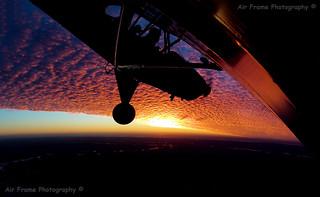 Nice sunrise...