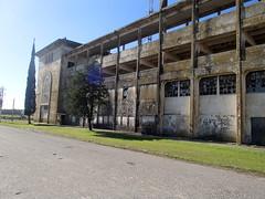 Abandoned jai alai court - Colonia del Sacramento Uruguay