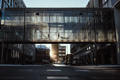 Day 15/365 - Hospital bridge (losol) Tags: hospital trondheim sykehus stolavshospital bildekritikk