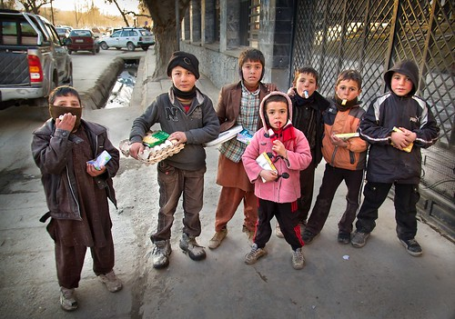 Street Children of Kabul