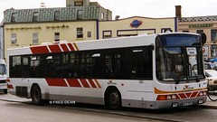 Bus Eireann VWL4 (99D37623). (Fred Dean Jnr) Tags: bus galway volvo wright liberator may1999 buseireann b10l vwl4 eyresquaregalway 99d37623 buseireannroute408