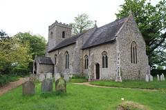 Church of St Margaret, Hapton, Norfolk (Brokentaco) Tags: village church norfolk england eastanglia uk unitedkingdom parish fens medieval churches