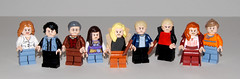 Season 5 (Mr.Savath_Bunny) Tags: horse angel dark comics toys lego vampire willow superhero spike buffy sunnydale witches slayer xander joss whedon minifigure bigbad