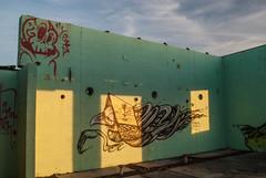 SF-88C Graffiti (www78) Tags: graffiti site san francisco wolf marin nike ridge headlands missile sf88c