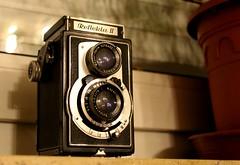 Welta Reflekta II (GreenCanyonPhotography) Tags: camera old classic oldschool retro kamera spiegelreflex welta reflecta