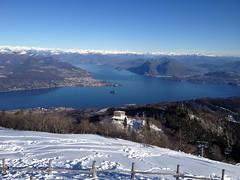 Monte Mottarone e Lago Maggiore