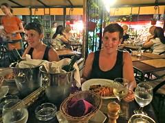 Hapje eten in Belgrado