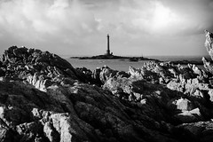 Cotentin, Goury (benoit_d) Tags: sea bw mer lighthouse nb phare manche fevrier 2014 cotentin goury