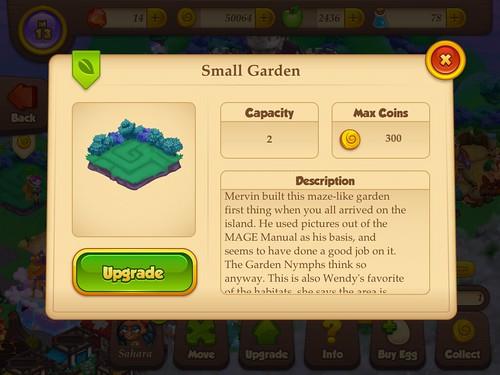 Tiny Castle Info: screenshots, UI