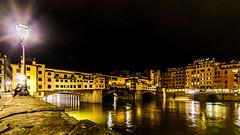 Florence, Italy (T Le) Tags: bridge vacation tourism river nikon sigma tourist tuscany duomo arno 5100 toscana 1020 pontevecchio d5100 florenceitalyoldbridgedavidfirenzeitalia