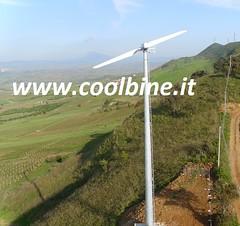 20Gaia Wind 133 10kW turbina minieolico azienda agricola Coolbine