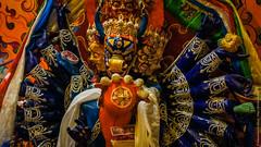Монастырь Самдинг в Тибете