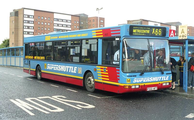 3704 19991015 Go Gateshead P322 AFT