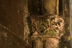 Oak Leaves Capital (gripspix) Tags: detail abbey germany deutschland capital ruin ruine kloster allerheiligen badenwrttemberg eichblatt kapitell oppenau 20140622 opakleaves