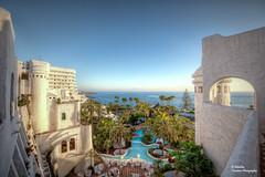 Hotel Jardn Tropical (III). Adeje (Costa Adeje). Tenerife (Abariltur) Tags: spain tenerife islascanarias castelln adeje costaadeje thecanaryislands nikond90 isladetenerife surdetenerife virtualjourney afsdxnikkor1024mmf3545ged saneugeniobajo abariltur hoteljardntropical junio2014