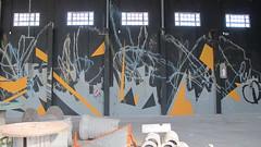 Salta&Juega (Julian Manzelli) Tags: street art argentina julian mural arte buenos aires chu tecnopolis doma muralismo muralism intervención manzelli