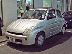 708 Toyota WiLL VI Auto (2000) (robertknight16) Tags: japan toyota 2000s worldcars