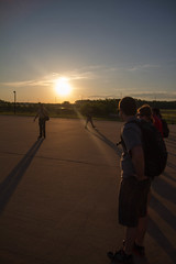 Sunrise FOD Walk