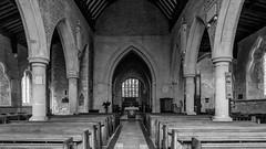 oxford-8-030714 (Snowpetrel Photography) Tags: monochrome churches oxfordshire churcharchitecture bampton churchinteriors churchfurniture smcpda1650mmf28edalifsdm pentaxk5