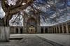 Mezquita Kalon, Bukhara (bit ramone) Tags: mezquita mosque bujara bukhara uzbekistán silkroad rutadelaseda bitramone pentax k5 árbol tree