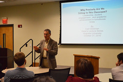 Dean's Lecture Series: Dr. Carl Glickman (Augusta University College of Education) Tags: augusta ga augustauniversity edchat education teaching learning leading carl glickman
