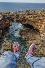 Boca do inferno (marcos_casado90) Tags: agua water cliffs acantilados landscape paisaje canon portugal