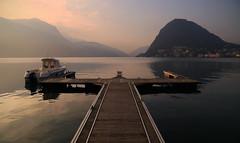 Sweet sunrise... (Alex Switzerland) Tags: switzerland ticino lugano ceresio sunrise landscape paesaggio svizzera canon eos 6d autumn