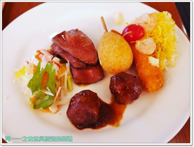 沖繩美食.吃到飽.buffet.名護浦.喜瀨海灘皇宮飯店image045