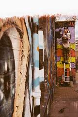 Street Artist (erikapaige91) Tags: london streetart graffiti color bricklane artist film kodacolor man travel street city uk england