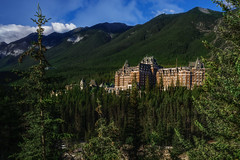 Fairmont Springs Hotel-Banff Canada (Thaiexpat) Tags: fairmontsprings hotel resort outdoor landscape mountainside mountain scenic 5star