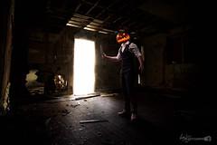 The Slasher (Forty-9) Tags: selfie halloween forty9 suit tomoskay lightroom pumpkin canon theslasher abandonedroom creepy efslens eos60d happyhalloween efs1022mmf3545usm photoshop emptyroom selfportrait waistcoat abandoned