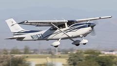 Cessna T182T Skylane TC N1187T (ChrisK48) Tags: 182 2007 aircraft airplane cessnat182t dvt kdvt n1187t phoenixaz phoenixdeervalleyairport skylanetc t182